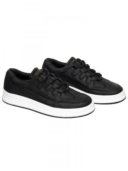 OneRedox Herren Sneaker Freizeitschuh Straßenschuh Laufschuh Casual Lederoptik Modell SH-CH040