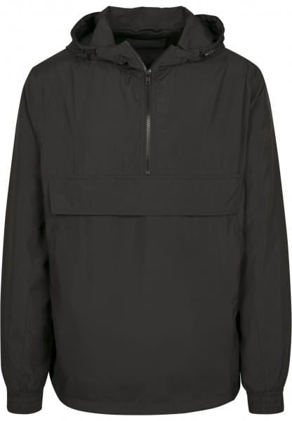 Koburas Herren Basic Pull Over Jacket Modell BY096