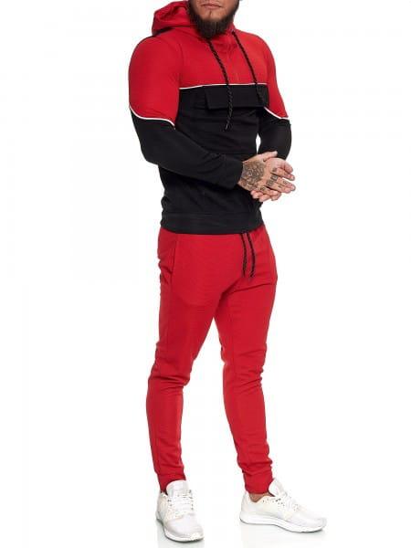 Heren joggingpak trainingspak sportkleding fitness streetwear JG-13100
