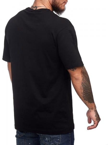 T-Shirt homme Polo à manches courtes Polo imprimé Manches courtes k0815