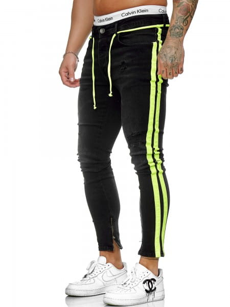 Heren Jeans Broek Slim Fit Men Skinny Denim Designer Jeans j-8001-sg