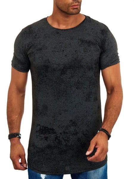 OneRedox Herren T Shirt Poloshirt Polo Longsleeve Kurzarm Shirt Modell 1539