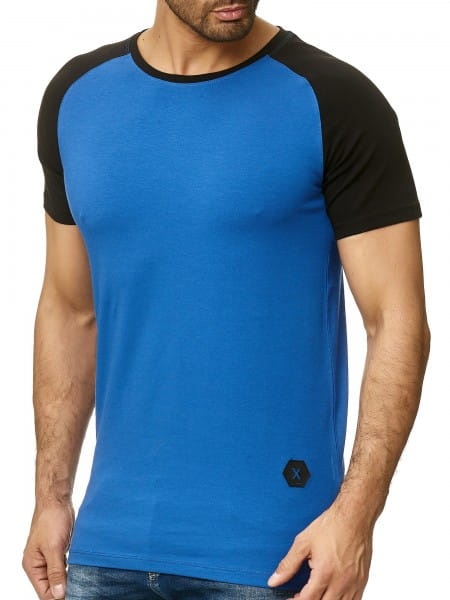 Heren T-Shirt Polo Shirt Korte mouw Printshirt Polo Korte mouw 1302c