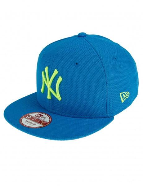 New Era 9fifty Baseball Cap Cap Cappy New York Yankees Blauwgroen