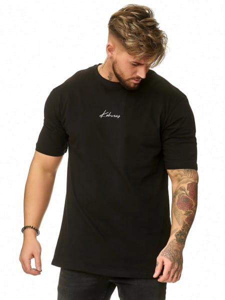 T-shirt pour hommes Polo à manches courtes Imprimé Polo à manches courtes ko19-t3