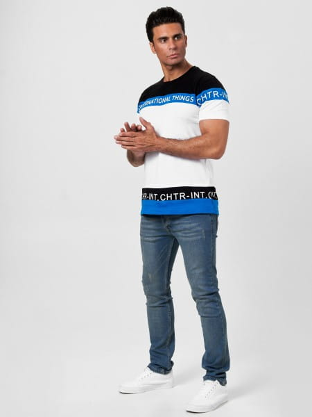 OneRedox T Shirt Herren Tshirt Tee T-Shirt für Männer Polo Poloshirt Basic Shirt Hoodie Shortsleeve