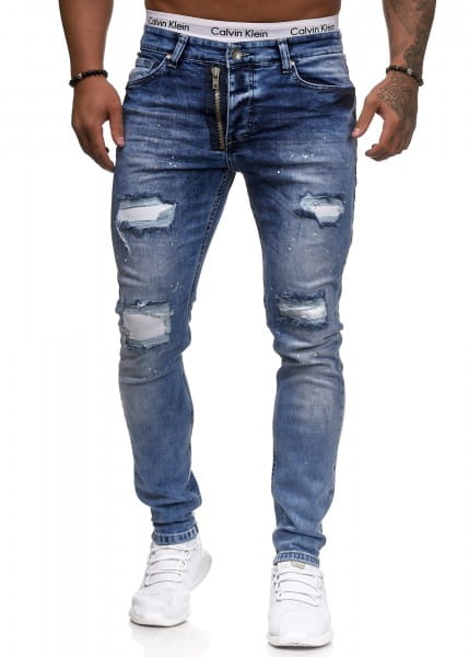Jeans 5136 Blau