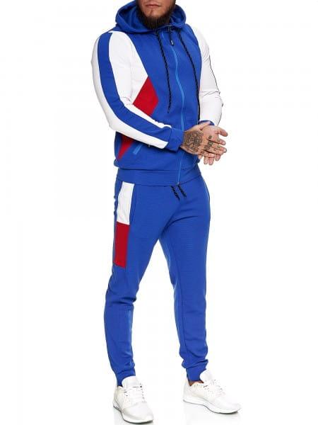 Heren trainingspak trainingspak fitness streetwear jg-13102