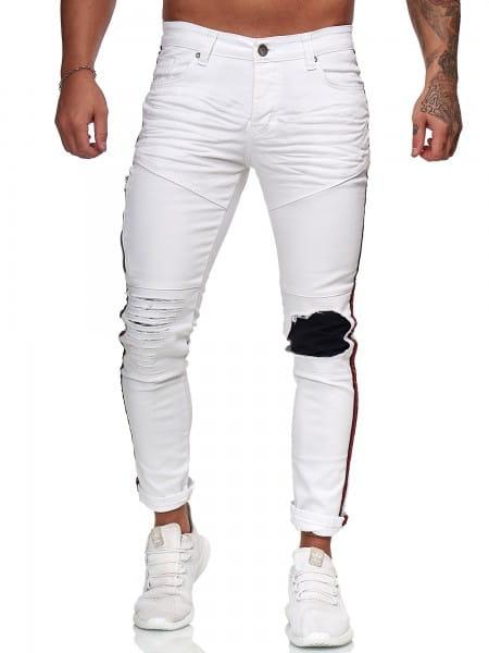 Pantalon en jean pour hommes Pantalon slim pour hommes Jeans skinny ko5146