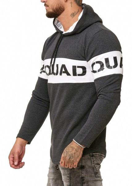 Heren trui Hoodie Sweater Hoodie Sweater Lange Mouw Lange Mouw 1229c