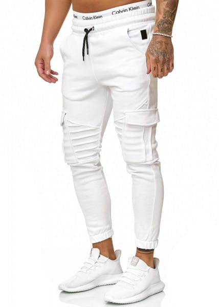 OneRedox Pantalon de jogging pour hommes Pantalon de jogging Streetwear Sports Pants Modèle 1214