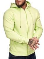 Heren trui hoodie trui lange mouw lange mouw k03z