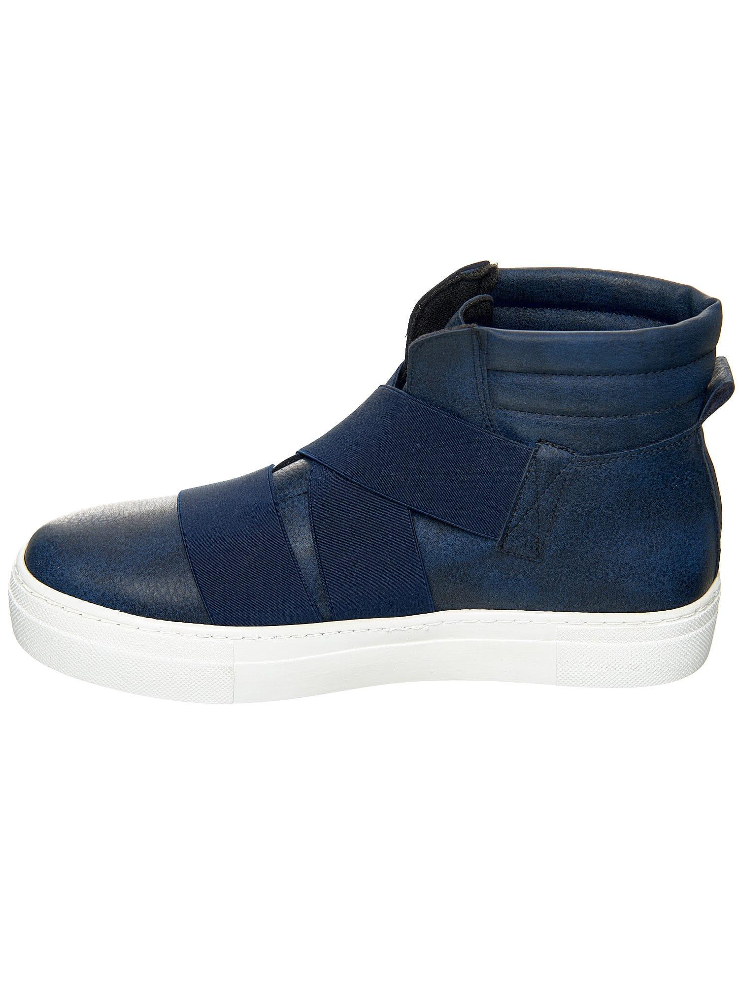 Herren Sneaker Freizeitschuh Straßenschuh Laufschuh Casual Lederoptik SH-H023
