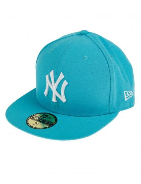 New Era 9FIFTY Baseballcap Cap Mütze Cappy New York Yankees Aqua