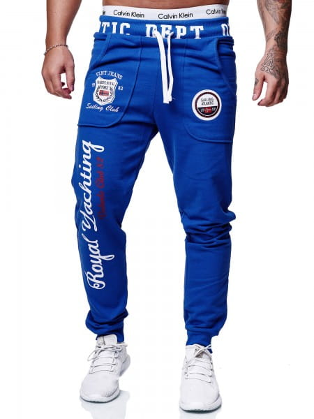 Herren Jogginghose Sporthose Männer Trainingshose Sweatpants 601