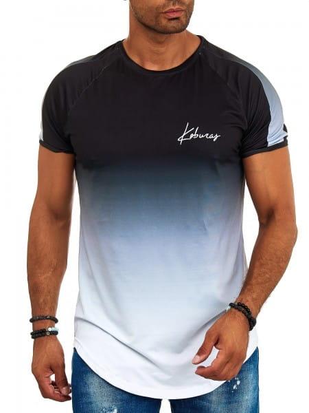 Koburas Herren T Shirt Poloshirt Polo Longsleeve Kurzarm Shirt Modell 2174