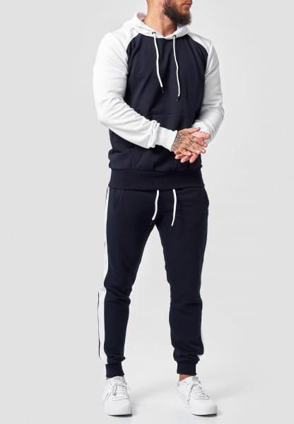 OneRedox Herren Jogginganzug JA-1639C
