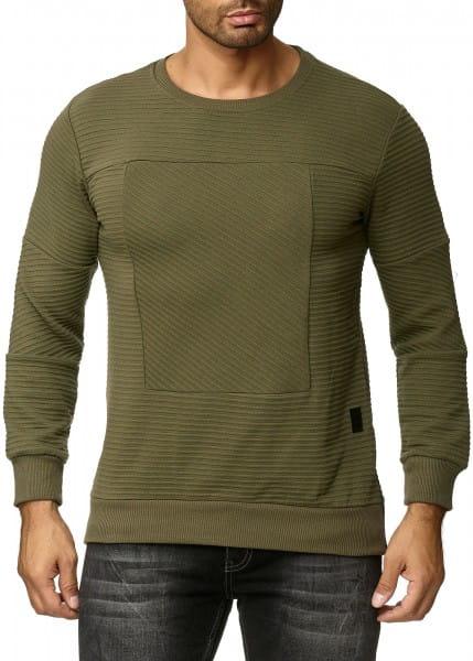 Heren trui Hoodie Sweater Hoodie Sweater Lange Mouw Longsleeve 1157c